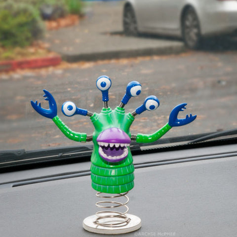 Dashboard Monster