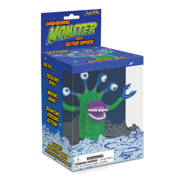 Dashboard Monster-Archie McPhee
