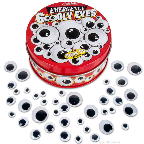 Emergency Googly Eyes - Archie McPhee - 1
