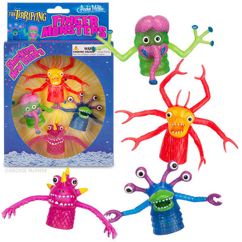 Deluxe Finger Monsters Boxed Set