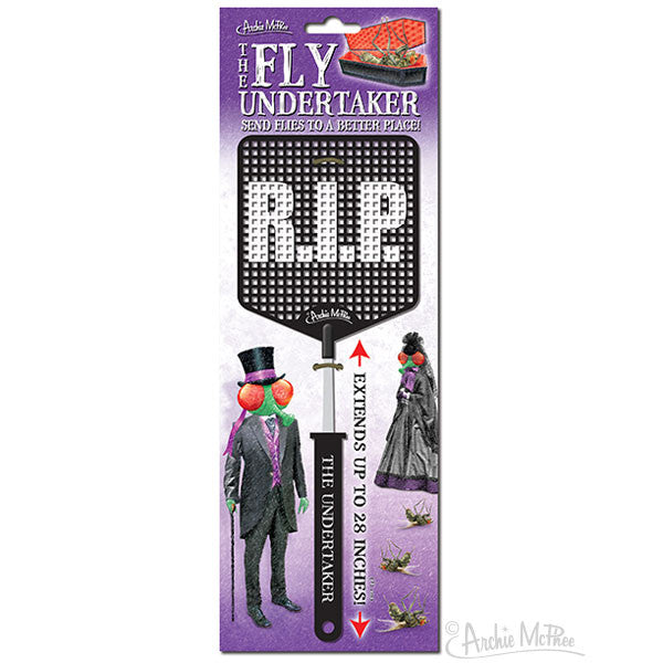 The Fly Undertaker-Archie McPhee