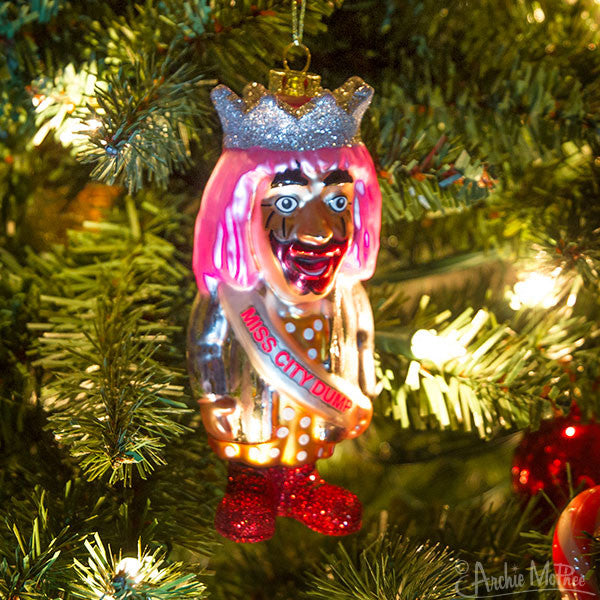 Gertrude Ornament-Archie McPhee