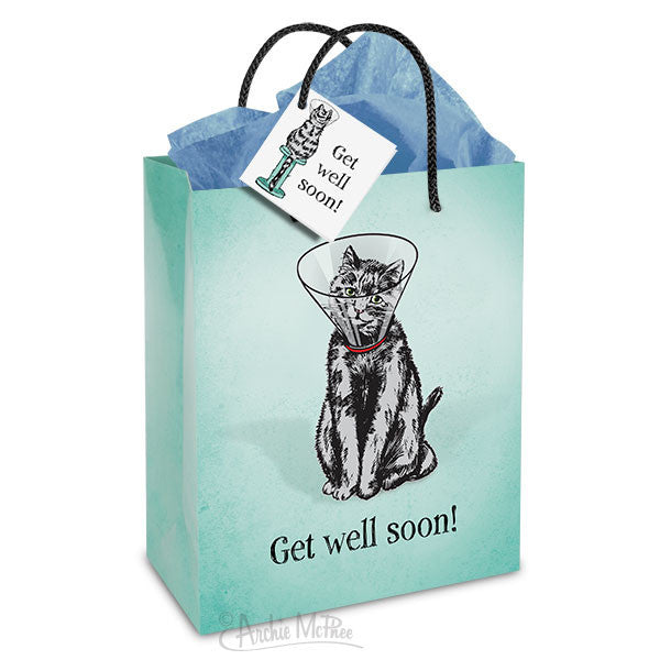 Get Well Soon Gift Bag-Archie McPhee
