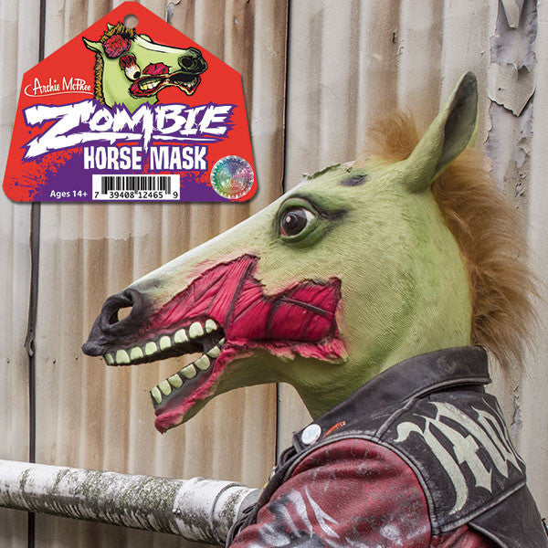 Zombie Horse Mask - Archie McPhee - 2