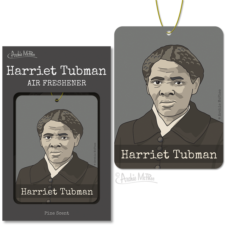 Harriet Tubman Air Freshener