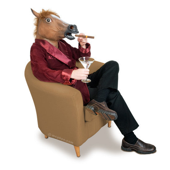 Horse Head Mask - Archie McPhee - 2