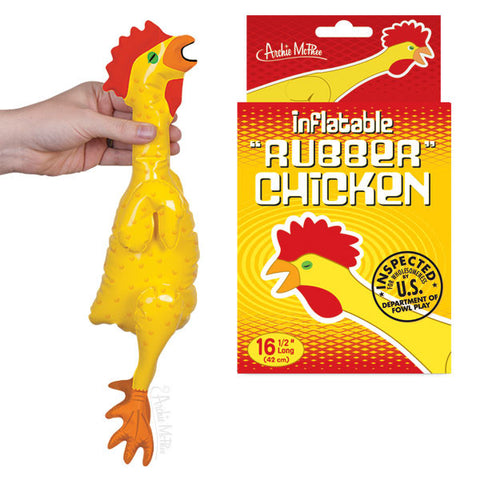 Inflatable Rubber Chicken