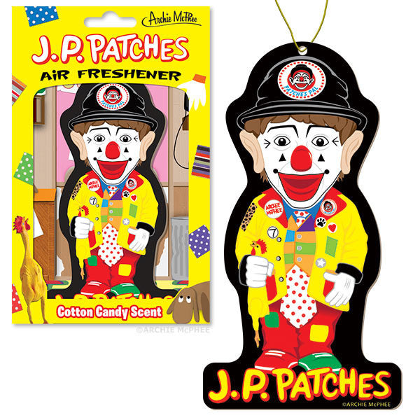 J.P. Patches Air Freshener-Archie McPhee