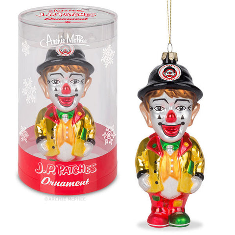 J.P. Patches Ornament
