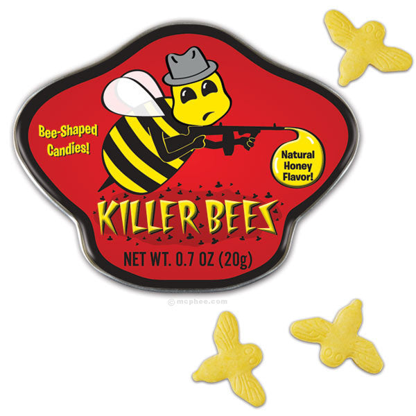 Killer Bees Candy-Archie McPhee