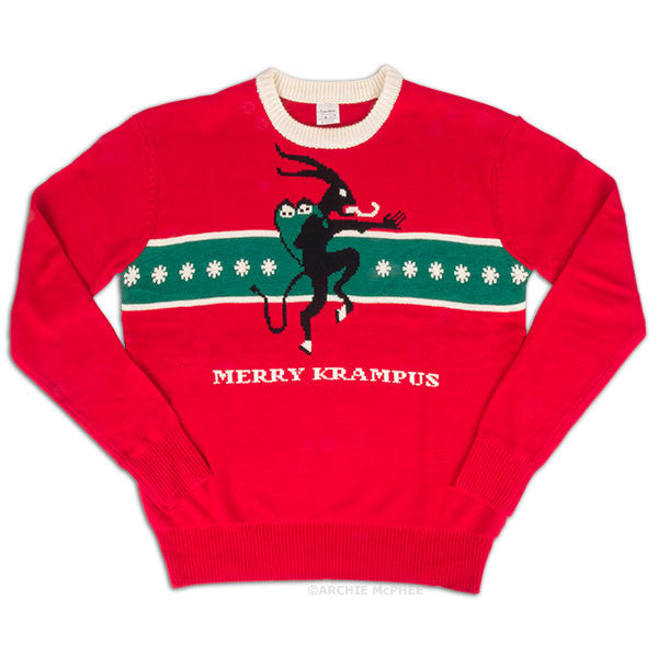 Krampus Sweater - Archie McPhee - 2
