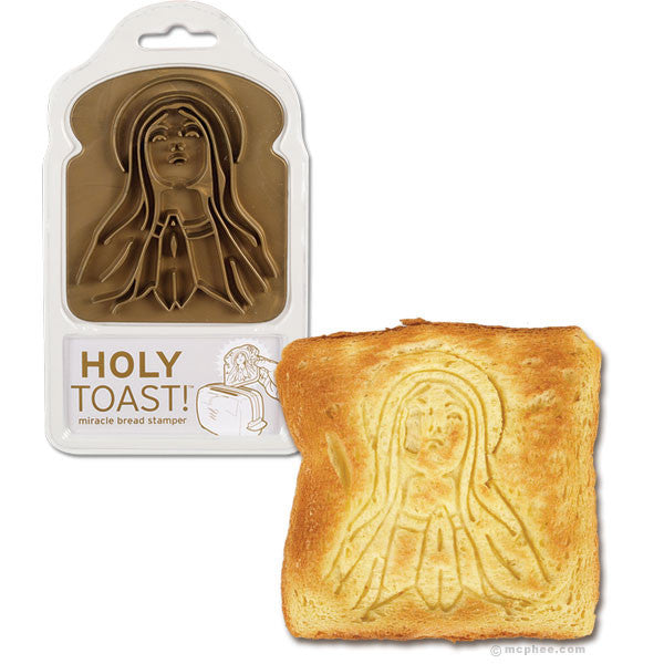 Holy Toast-Archie McPhee