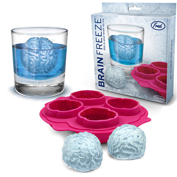 Brain Freeze Ice Tray-Archie McPhee