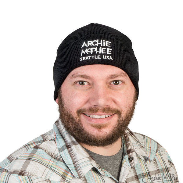 Archie McPhee Knit Hat-Archie McPhee