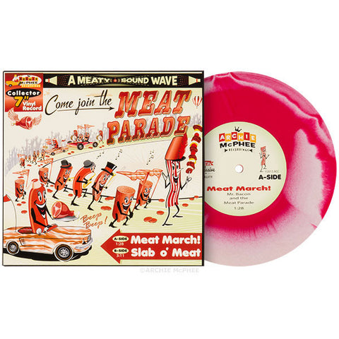 Meat Parade Vinyl Single