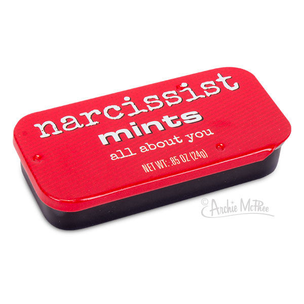 Narcissist Mints