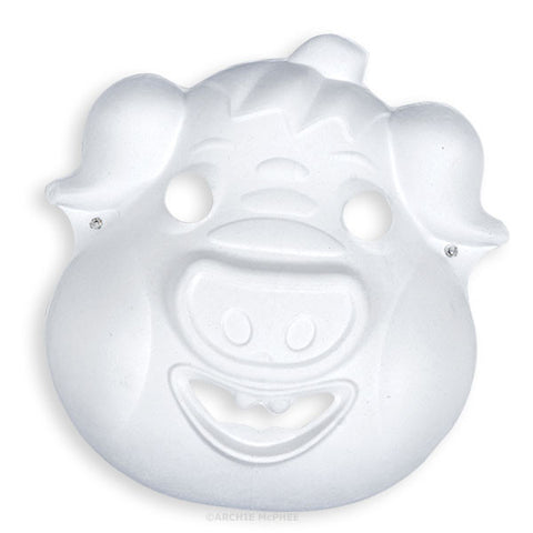 Paper Pig Mask - Small