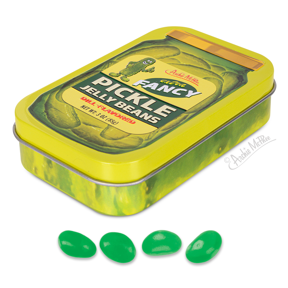 Pickle Jelly Beans - Bulk Box