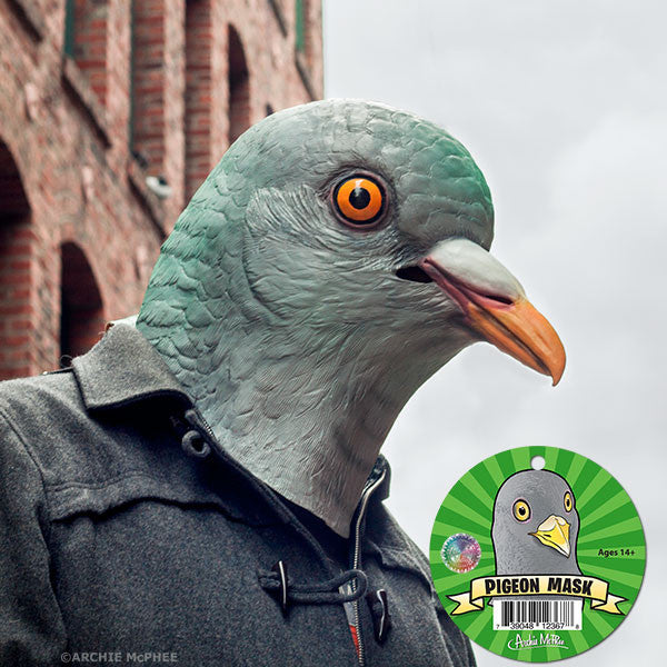 Pigeon Mask - Archie McPhee - 1