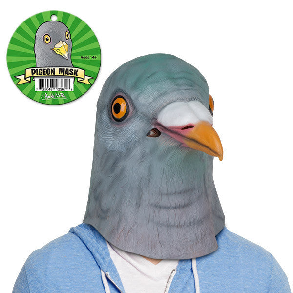 Pigeon Mask - Archie McPhee - 2
