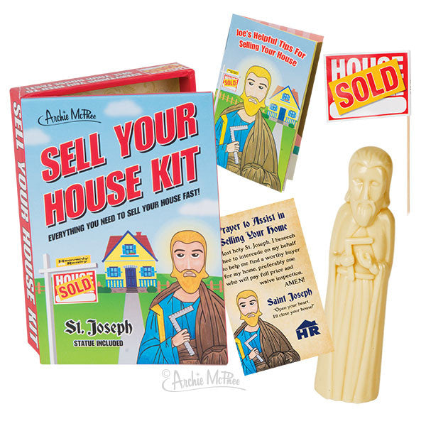 Sell Your House Kit-Archie McPhee