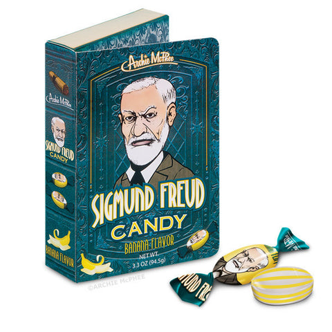 Sigmund Freud Candy Book
