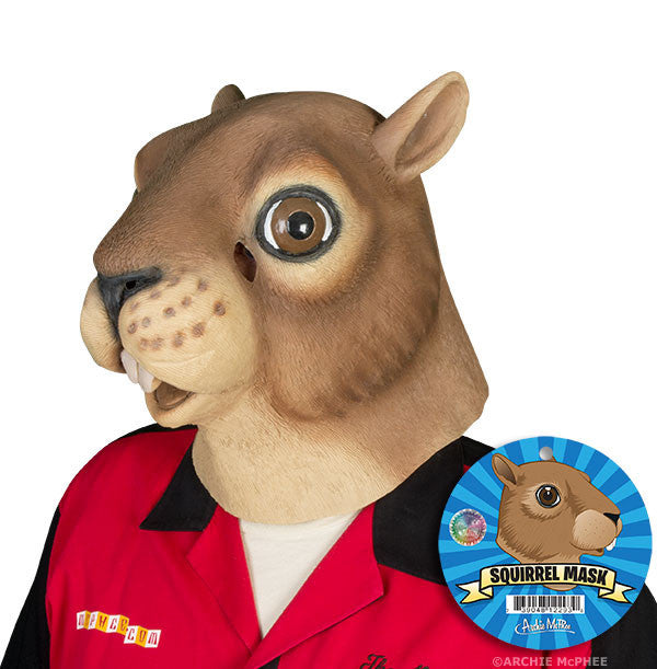 Squirrel Mask - Archie McPhee - 1