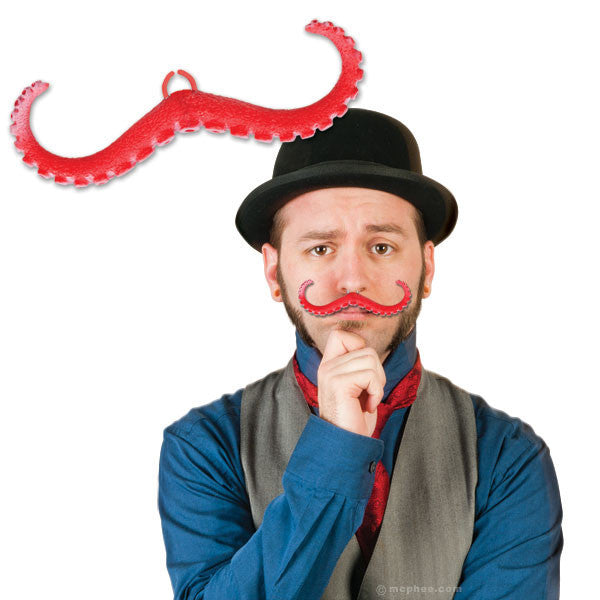Tentacle Mustache-Archie McPhee