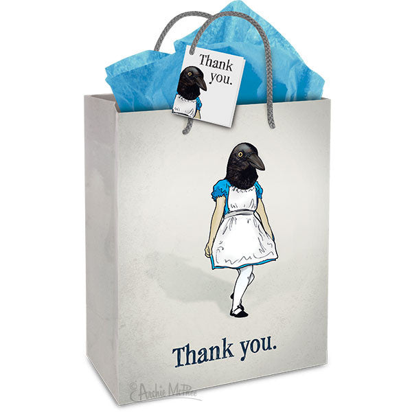 Thank You Gift Bag-Archie McPhee