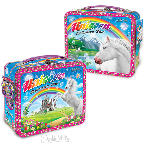 Unicorn Lunchbox-Archie McPhee