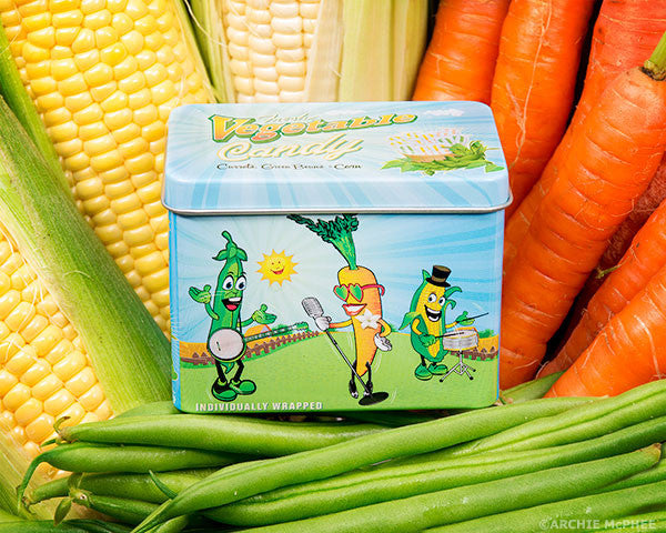 Vegetable Candy - Archie McPhee - 2