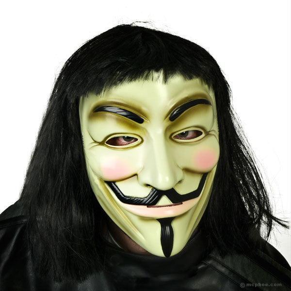 V For Vendetta Mask - Archie McPhee - 1