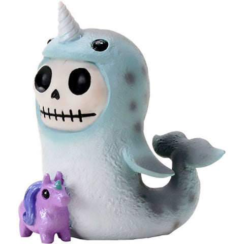 Furrybones Whally Narwhal