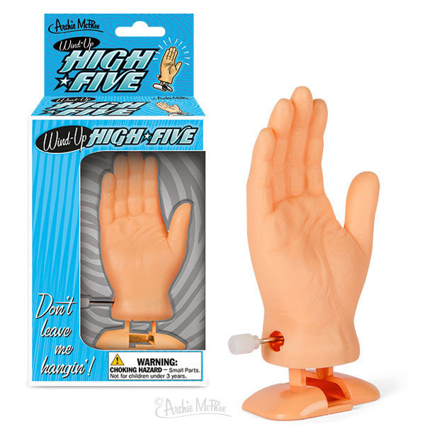 Wind-up High Five-Archie McPhee