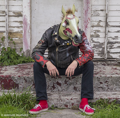 Zombie Horse Mask-Archie McPhee
