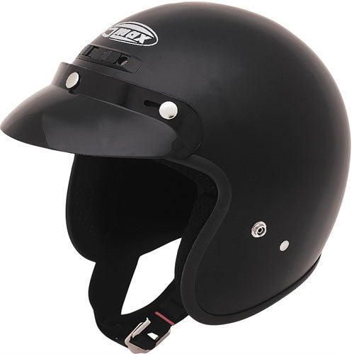 Open Face Snowmobile Helmets