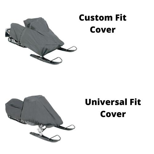Ski Doo Snowmobile Covers