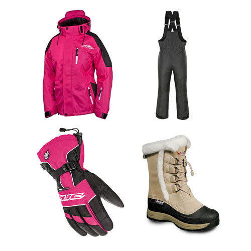 Snowmobile Apparel For Women