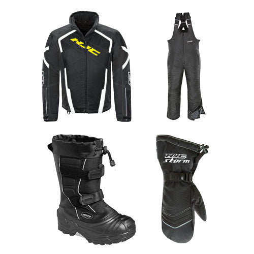Snowmobile Apparel For Youth