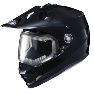 HJC DS-X1 Dual Sport Snowmobile Helmet With Electric Shield