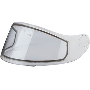 Z1R Solaris Dual Lens Clear Snowmobile Helmet Shield
