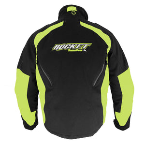 Joe Rocket Flame Snowmobile Jacket Mens