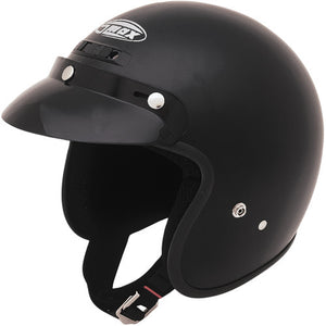 GMAX GM2 Open Face Snowmobile Helmet Youth
