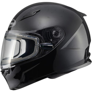 GMAX FF49 Snowmobile Helmet With Electric Shield
