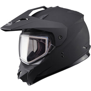 GMAX GM11S Snowmobile Helmet With Electric Shield