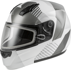 GMAX MD-04S Reserve Modular Snowmobile Helmet With Electric Shield