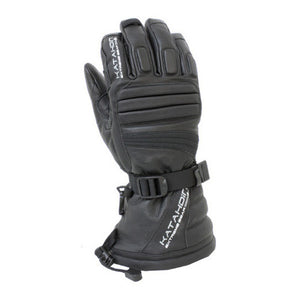 Katahdin Torque Leather Snowmobile Gloves