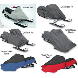 Trailerable Sled Snowmobile Cover Arctic Cat ZL 440 2000