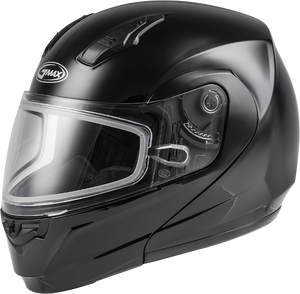 GMAX MD-04S Modular Snowmobile Helmet With Electric Shield
