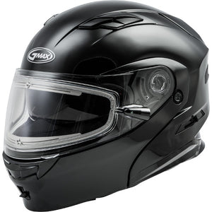 GMAX MD01 Modular Snowmobile Helmet With Electric Shield